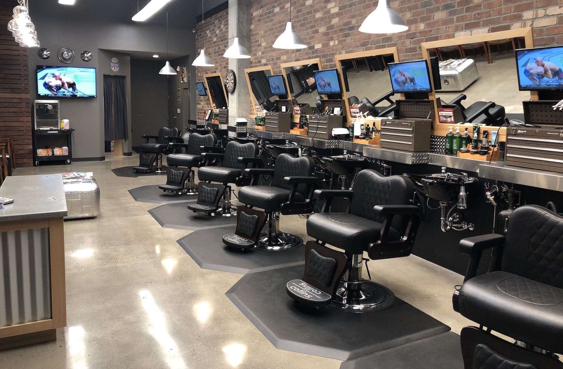 Home   The Barbers